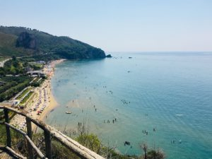 Spiaggia-Bazzano-Antica-Via-Flacca-Sperlonga-mare-BBMalakiri